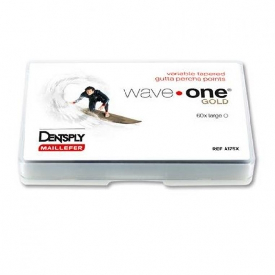 Dentsply Wave One Gold Gutta Percha Points