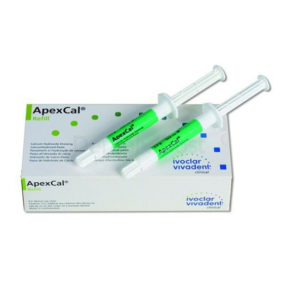 Ivoclar ApexCal Refill 2x2.5 gm