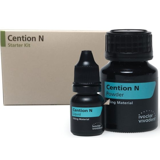 Ivoclar Cention N Starter Kit
