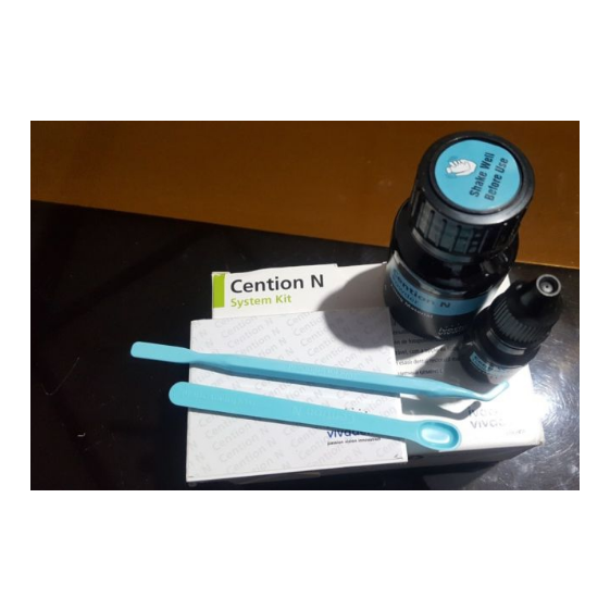 Ivoclar Cention N System Kit