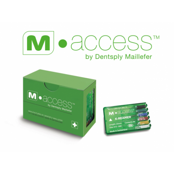 Dentsply M Access K Reamers 21mm
